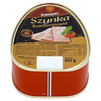 Sokołów Szynka konserwowa Premium 455 g