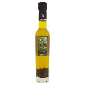 Pons Ekstra oliwa z oliwek & bazylia 250 ml