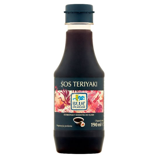 Blue Dragon Sos teriyaki 190 ml