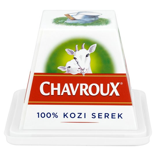 Chavroux Goat's Milk Curd Cheese 150 g