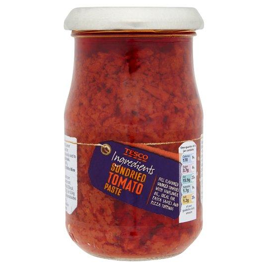 Tesco Pasta z suszonych pomidorów 190 g