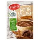 Delecta Budyń jaglany smak czekoladowy 55 g