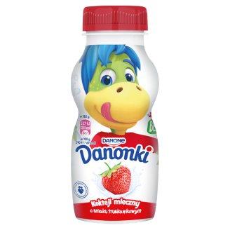 Danone Danonki Strawberry Milk Shake 185 g