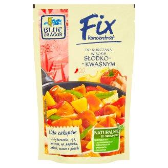 Blue Dragon Fix koncentrat Kurczak w sosie słodko-kwaśnym 150 g