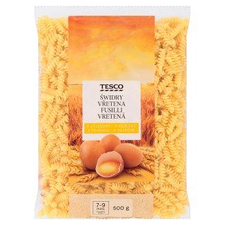 Tesco Spirals 4 Egg Pasta 500 g