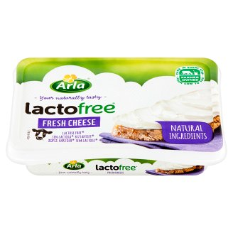 Arla Lactofree Lactose Free Fresh Cheese 150 g