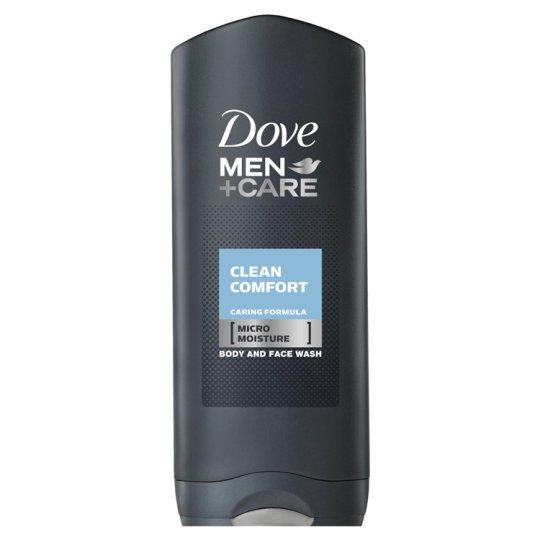 Dove Men plus Care Clean Comfort Żel pod prysznic 400 ml