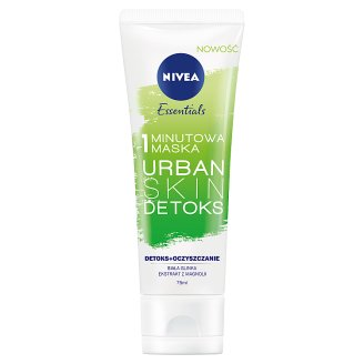 NIVEA Essentials Urban Skin Detox 1 Minutes Mask 75 ml