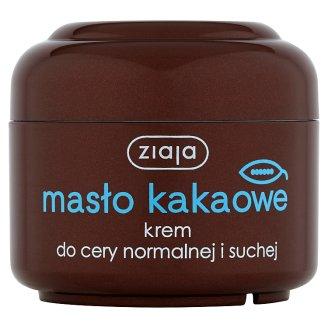 Ziaja Masło kakaowe Krem do cery normalnej i suchej 50 ml