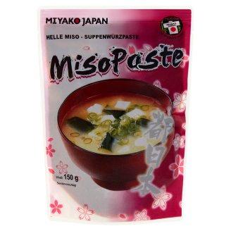 Miyako Jasna pasta do japońskiej zupy miso 150 g