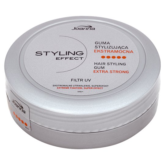 Joanna Styling effect Guma stylizująca ekstramocna 100 g