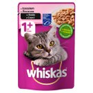 Whiskas 1+ Years Complete Cat Food with Salmon in Sauce 100 g