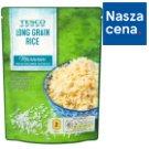 Tesco Ryż biały długoziarnisty 250 g