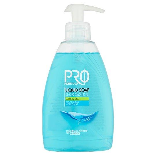 Tesco Pro Formula Antybakteryjne mydło w płynie 300 ml