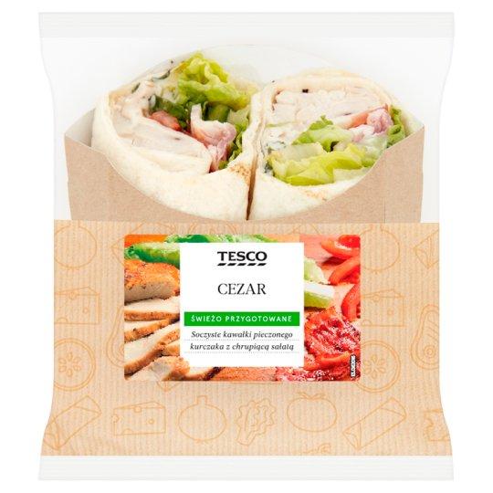 Tesco Cesar Wrap 179 g