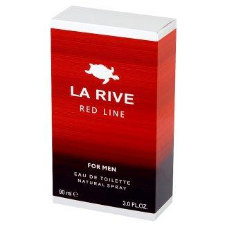 image 1 of LA RIVE Red Line for Men Eau de Toilette 90 ml