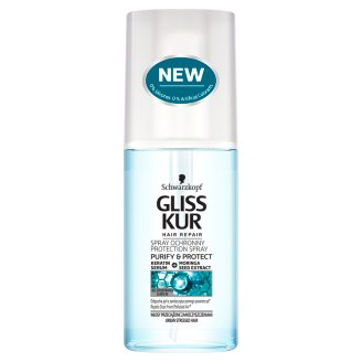Gliss Kur Purify & Protect Spray ochronny 75 ml