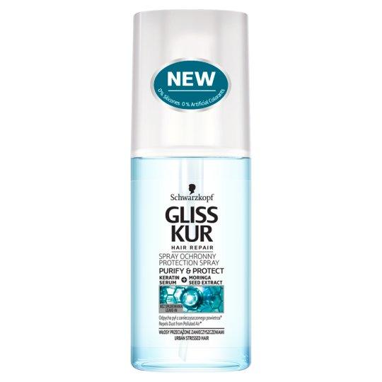 Gliss Kur Purify & Protect Spray ochronny 75 ml