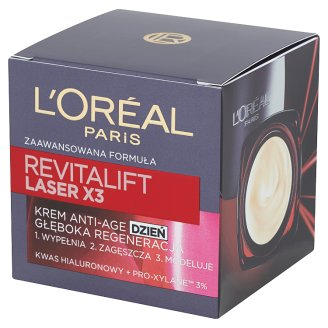 L'Oreal Paris Revitalift Laser X3 Deep Regeneration Anti-Age Day Cream 50 ml