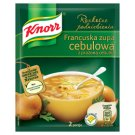 Knorr Rozkosze podniebienia French Onion Soup with Roasted Onions 31 g