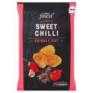 Tesco Finest Chipsy ziemniaczane o smaku słodkiej papryki chili 150 g