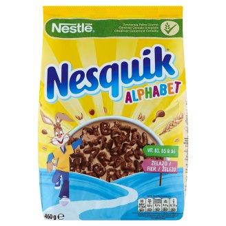 Nestlé Nesquik Alphabet Breakfast Cereals 460 g