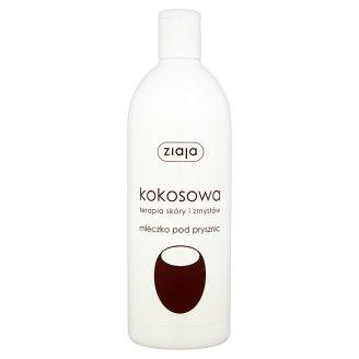 Ziaja Coconut Therapy Skin and Senses Shower Body Milk 500 ml