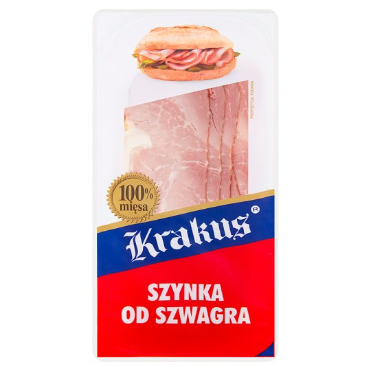 Krakus Szynka od szwagra 100 g