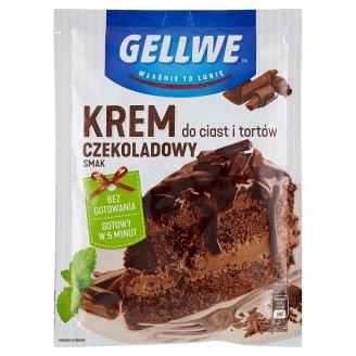 Gellwe Chocolate Flavoured Cake Cream 140 g