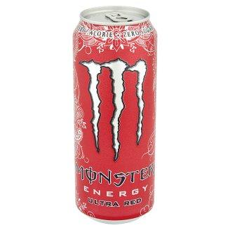 Monster Energy Ultra Red Energy Drink 500 ml