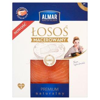 Almar Premium Łosoś macerowany plastry 100 g