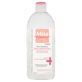 Mixa Reddened Skin Micellar Liquid 400 ml