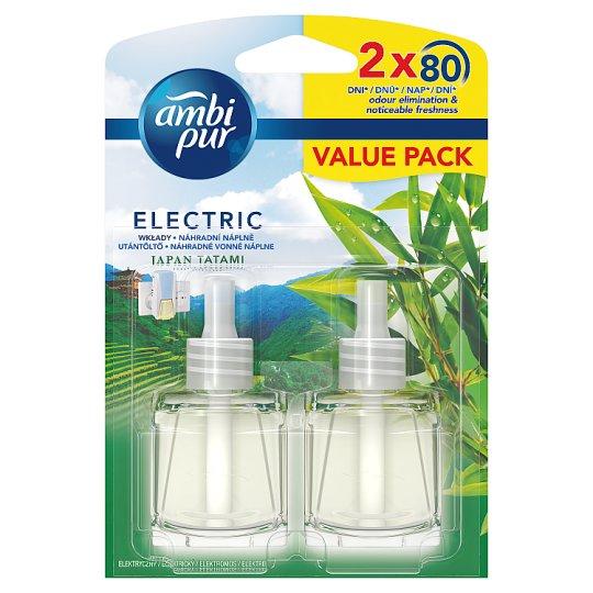 Ambi Pur Air Freshener Plug-In Refill Japan Tatami 2 x 20ML