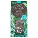 Tesco Finest Zielona herbata z miętą 30 g (15 piramidek)