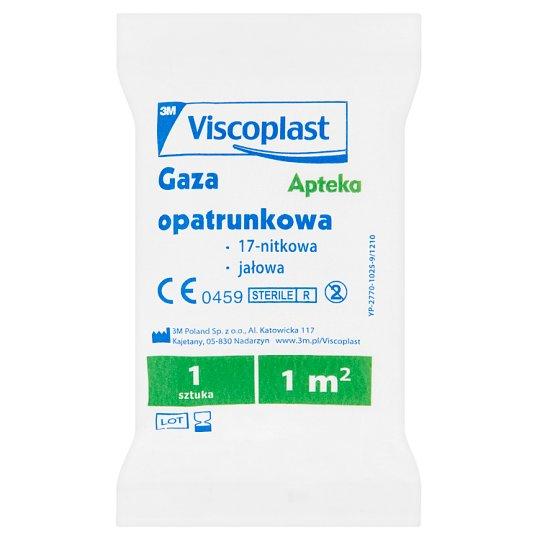 Viscoplast Apteka Gaza opatrunkowa