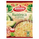 Amino Highlander Style Sour Soup with Bacon and Marjoram Instant Soup 64 g