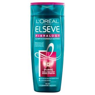 L'Oreal Paris Elseve Fibralogy Szampon Ekspansja Gęstości do włosów cienkich 400 ml
