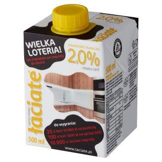 Łaciate UHT Milk 2.0% Fat 0.5 L