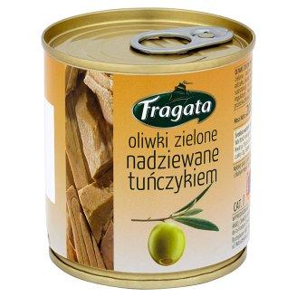 Fragata Oliwki zielone nadziewane tuńczykiem 200 g