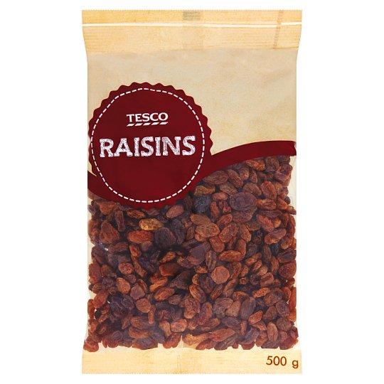 Tesco Raisins 500 g