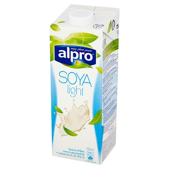 Alpro Light Soya Drink 1 L
