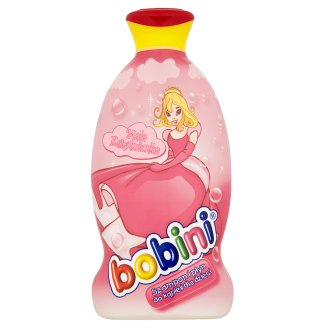 Bobini Little Princess Shampoo and Bubble Bath for Children 400 ml