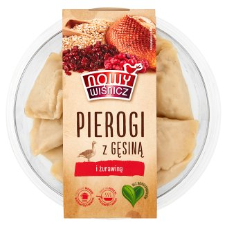 Nowy Wiśnicz Dumplings with Goose and Cranberry 350 g
