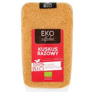 Eko alfabet Couscous Wholemeal 400 g