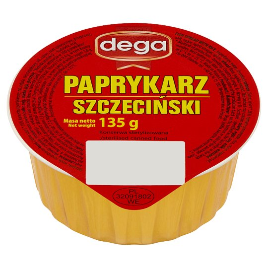 Dega Fish Spread with Rice 135 g