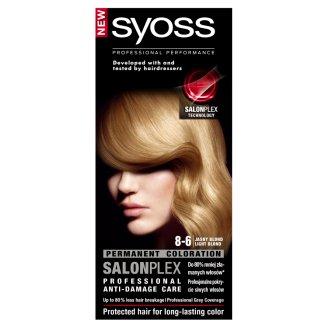 Syoss SalonPlex Farba do włosów Jasny blond 8-6