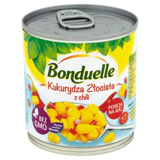 Bonduelle Golden Sweet Corn with Chili 165 g