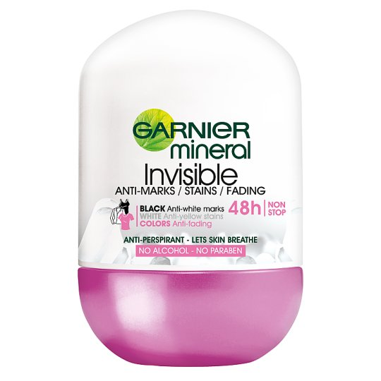 Garnier Mineral Invisible Anti-perspirant 50 ml