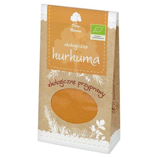 Dary Natury Organic Turmeric 50 g
