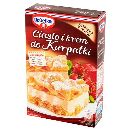 Dr. Oetker Karpatka Cake and Cream 380 g